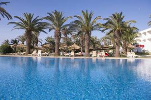 Tunisie-Hammamet, Hôtel Palm Beach Hammamet