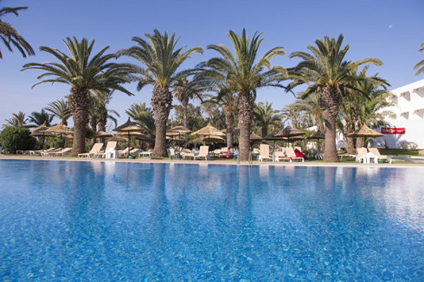 Piscine - Palm Beach Hammamet 4*