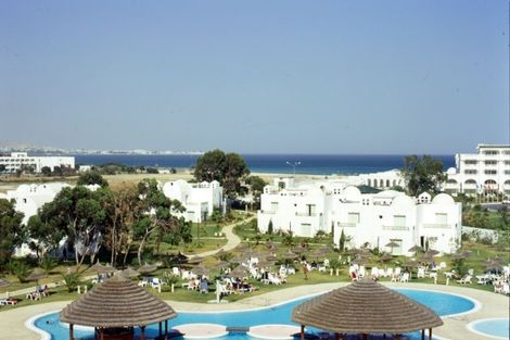 H&ocirc;tel Shalimar 4* - HAMMAMET - TUNISIE