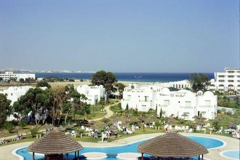 Hôtel Shalimar 4* - HAMMAMET - TUNISIE