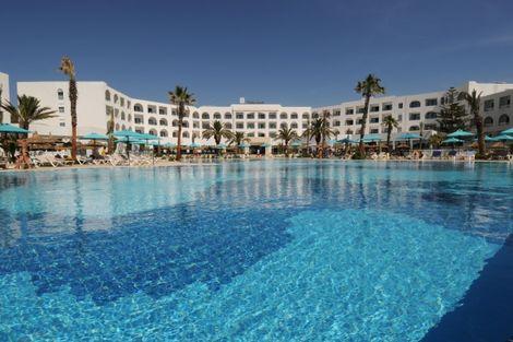 Hôtel Vincci Nozha Beach 4* - HAMMAMET - TUNISIE