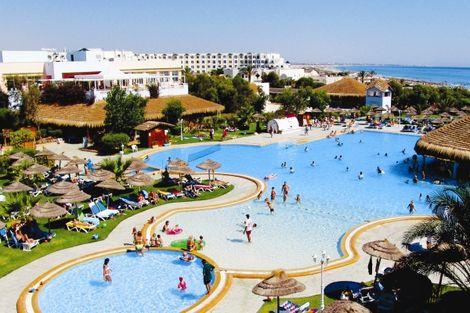 Hôtel Caribbean World Mahdia 4* - MAHDIA - TUNISIE