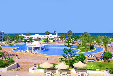 Hôtel Madhia Palace 5* - MAHDIA - TUNISIE