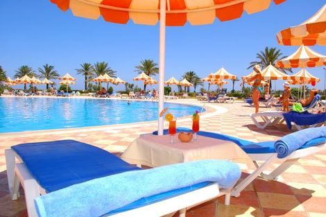 Hôtel Nour Palace Resort and Thalasso 5* - MAHDIA - TUNISIE