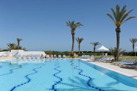 Al Jazira Beach & Spa 3* - DJERBA - TUNISIE