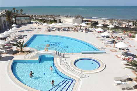 Hôtel Télémaque Beach & Spa 4* - MEHREZ DJERBA - TUNISIE