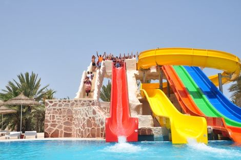 Hôtel Baya Beach 3* - DJERBA - TUNISIE