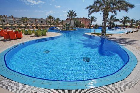Hôtel Rimel Djerba 4* - MIDOUN DJERBA - TUNISIE