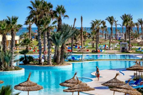 Hôtel Welcome Meridiana 4* - DJERBA - TUNISIE