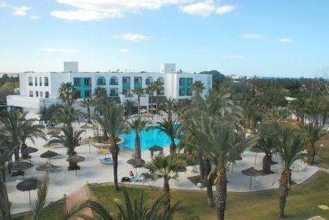 Hôtel Saadia 3* - MONASTIR - TUNISIE
