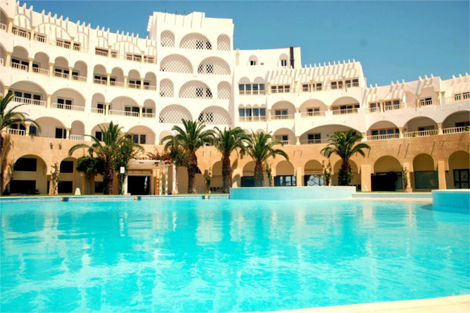 Piscine - Delphin Habib Tunisie - Monastir