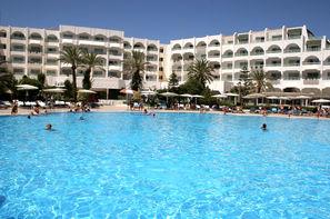 Tunisie-Monastir,Hôtel El Mouradi Palace 4* sup