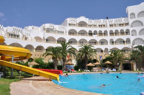 Hôtel Fram éco - Delphin Ribat 3* - MONASTIR - TUNISIE