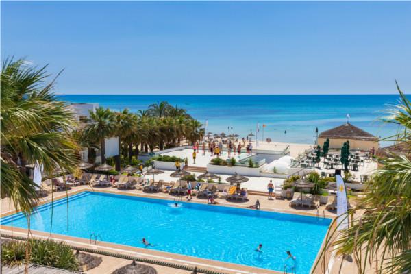 Piscine - Hammamet Beach 3*