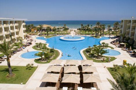 Hôtel Royal Thalassa Monastir 5* - MONASTIR - TUNISIE
