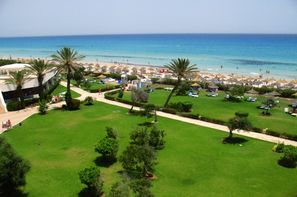 Tunisie - Monastir, Hôtel Mahdia Palace Golden Tulip