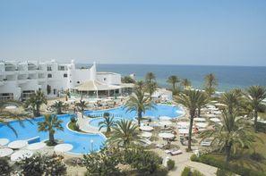 Tunisie - Monastir, Hôtel El Mouradi Skanes