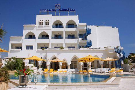 Hôtel Byzance 3* - NABEUL - TUNISIE