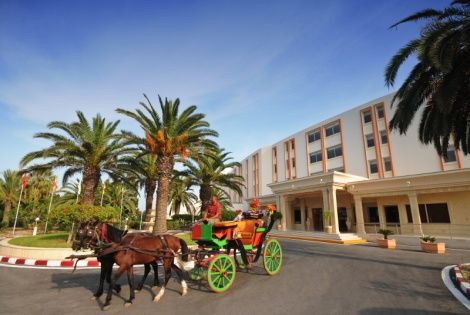Hôtel Vime Lido 4* - NABEUL - TUNISIE
