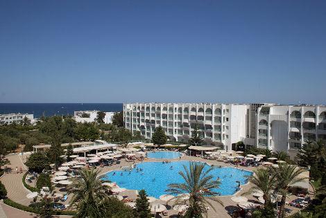 Hôtel Elmouradi Palace 5* - PORT EL KANTAOUI - TUNISIE