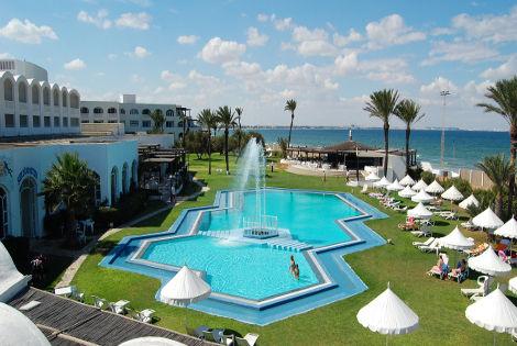 Hôtel Kuriat Palace 4* - SKANÈS - TUNISIE