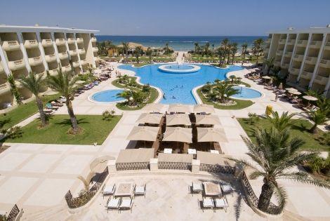 Hôtel Royal Thalassa  5* - MONASTIR - TUNISIE