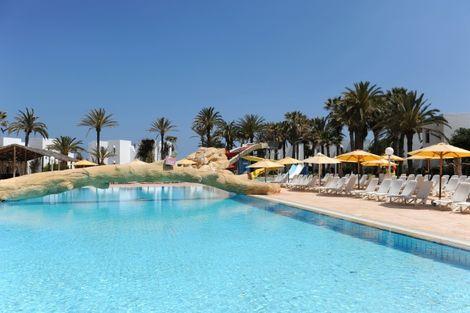 Hôtel Ruspina 4* - SKANÈS - TUNISIE