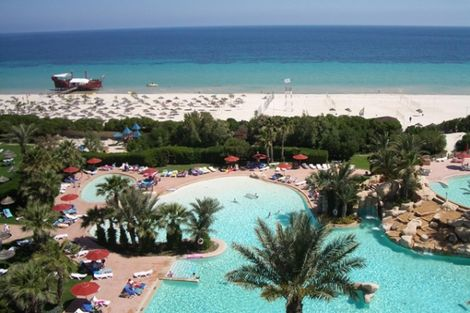 Hôtel Sahara Beach 3* - SKANÈS - TUNISIE
