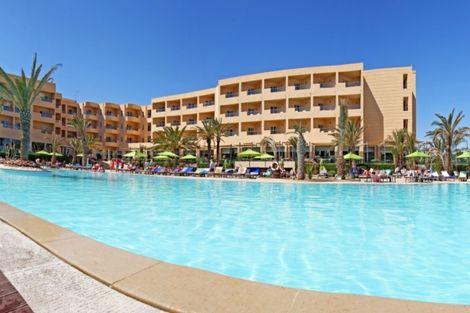 Hôtel Sentido Rosa Beach 4* - SKANÈS - TUNISIE