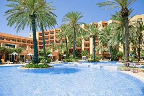 Hôtel LTI El Ksar Resort & Thalasso Sousse 4* - SOUSSE - TUNISIE