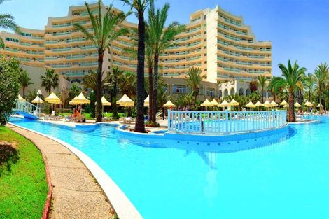Hôtel Riadh Palms 4* - SOUSSE - TUNISIE