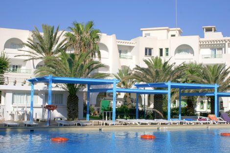 Hôtel El Mouradi Port El Kantaoui 4* - SOUSSE - TUNISIE