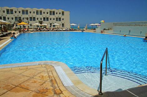 Hôtel Movenpick Resort & Marine Spa Sousse 5* - SOUSSE - TUNISIE