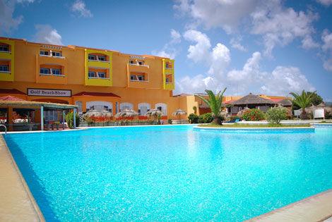 Hôtel Tabarka Beach 3* - TABARKA - TUNISIE