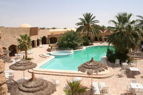 Hôtel Caravanserail Nefta 3* - TOZEUR - TUNISIE