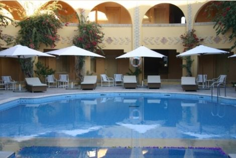 Hôtel Ksar Jerid  4* - TOZEUR - TUNISIE