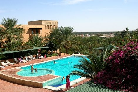 Hôtel Ksar Rouge 4* - TOZEUR - TUNISIE