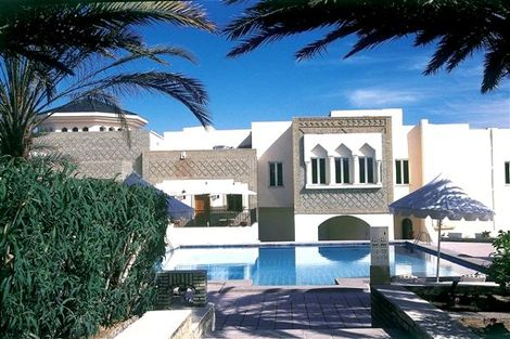 Hôtel Ras El Ain 4* - TOZEUR - TUNISIE