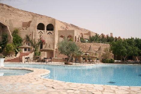 Hôtel Tamerza Palace 4* - TOZEUR - TUNISIE