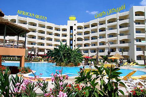 Hammamet Queen 3* - TUNIS - TUNISIE
