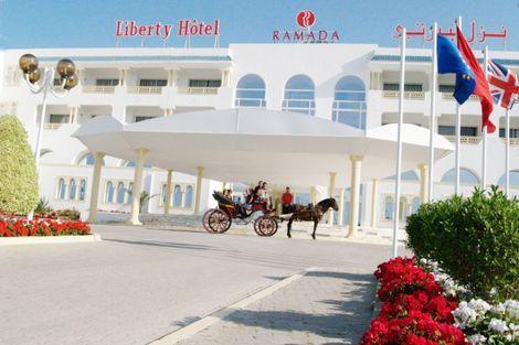 Ramada Liberty 4* - TUNIS - TUNISIE