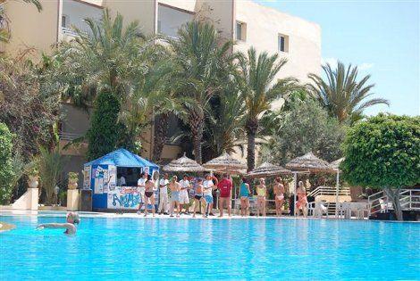 Delphin Plaza 4* - TUNIS - TUNISIE