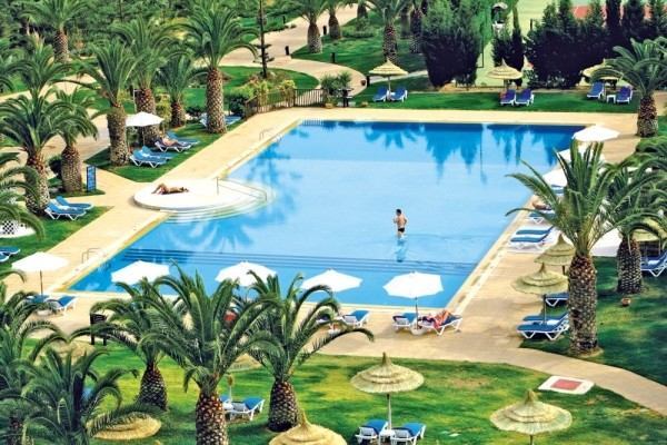 Piscine - Hôtel Holiday Village Manar 5*