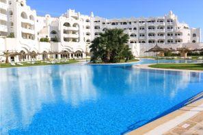 Tunisie-Tunis, Hôtel Lella Baya
