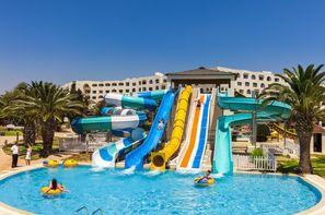Tunisie-Tunis, Hôtel Magic Manar