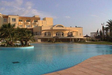 Marina Palace 4* - TUNIS - TUNISIE