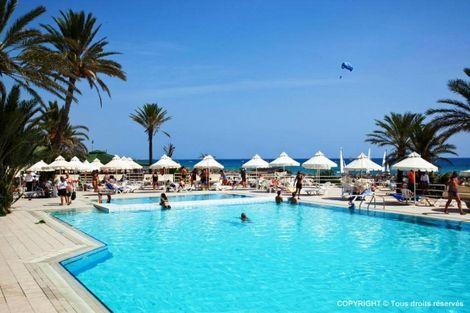 Hôtel Omar Khayam 3* - TUNIS - TUNISIE