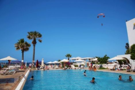 Pirate's Gate Resort & Thalasso 4* - TUNIS - TUNISIE