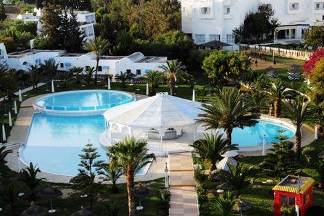 Hôtel President 3* - TUNIS - TUNISIE