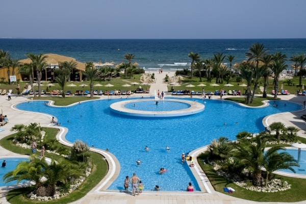 H tel royal thalassa monastir tunis tunisie go voyages for Salon 5 etoiles tunisie